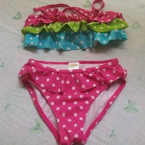 Gymboree 2 piece swimsuit